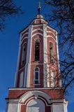 Orthodox Church in Central Russia. Royalty Free Stock Photos