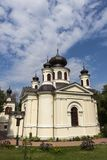 Orthodox Church in Chelm, Poland. Chelm, Lublin Voivodeship,  Poland Stock Photography