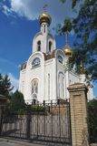 Church of Holy Hierarch Dimitry, Rostov Metropolitan royalty free stock images