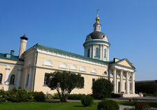 Orthodox church in the classical style Stock Photos