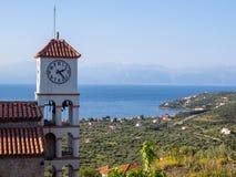 Orthodox Church Clocktower Royalty Free Stock Image