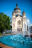 Orthodox church in Cluj Napoca Royalty Free Stock Photography
