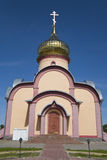 The Orthodox church, convent Stock Image