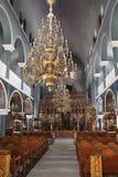 Orthodox Church, Crete, Greece stock image