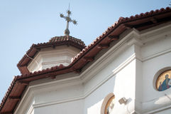 Orthodox church detail Stock Images