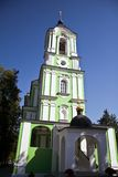 Orthodox church in Dmitrov Stock Images