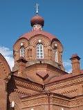 Orthodox church 3 Royalty Free Stock Image