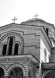 The Orthodox Church Ekklisia Agios Ioannis. Stock Photography