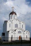 ORTHODOX CHURCH IN ESTONIA Stock Photos