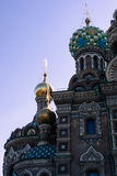 Orthodox church facade Stock Photography