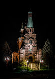 Orthodox Church of Finland. Royalty Free Stock Images