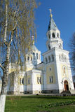 Orthodox Church form outside Stock Photo