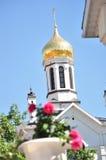 Orthodox Church in Gomel region (Belarus). Stock Image