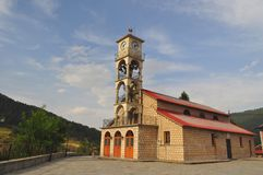 Orthodox Church, Greece Royalty Free Stock Photos