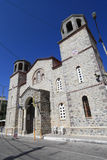 Orthodox Church in Greece Royalty Free Stock Photo