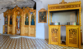 The Orthodox Church in Greece stock photography