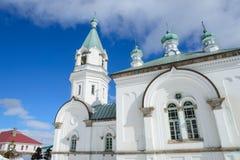 Orthodox Church of Hakodate in Hokkaido Stock Photography