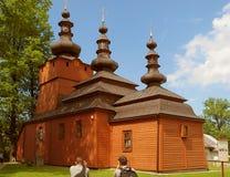 Orthodox church. Royalty Free Stock Photos
