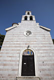 Orthodox Church of Holy Trinity,Budva, Montenegro Stock Photos