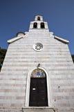 Orthodox Church of Holy Trinity,Budva, Montenegro Stock Photos