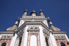 Orthodox Church Hrodna Royalty Free Stock Photography