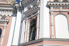 Orthodox Church Hrodna Stock Photo