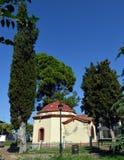 Orthodox Church in Katerini Stock Image