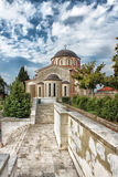 Orthodox church in Kavala Stock Photography