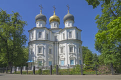 Orthodox Church. Royalty Free Stock Image