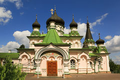 Orthodox church, Kiev Stock Photos