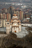 Orthodox church in Kosovo Stock Photos
