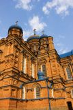 Orthodox church in Kozelchina, Ukraine Royalty Free Stock Images