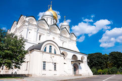 Orthodox church in Kremlin Royalty Free Stock Images