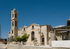 Orthodox Church in Limassol Stock Photography
