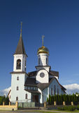 Orthodox Church in  Lithuania Stock Photos