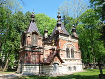 Orthodox church, Lublin, Poland Royalty Free Stock Image