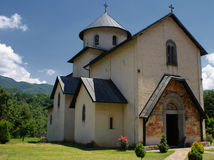 Orthodox Church Monastery Royalty Free Stock Photo