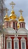Orthodox Church and monastery Royalty Free Stock Photos