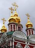 Orthodox Church and monastery Royalty Free Stock Photo