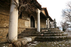Orthodox Church in Ohrid, Macedonia Stock Photos