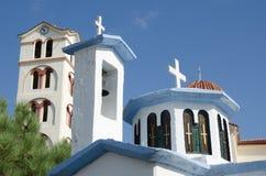 Orthodox church Stock Photo