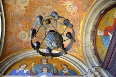 Orthodox church paintings,Sofia Stock Image