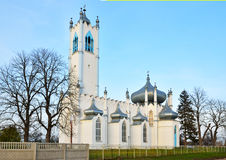 Ukrainian Orthodox church Royalty Free Stock Images