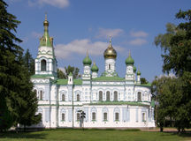 The Orthodox Church. Poltava. Stock Photography