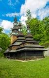 Orthodox church in Prague Stock Image