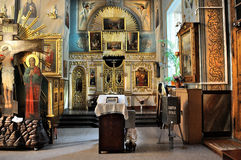 Orthodox Church in the Republic of Belarus. Royalty Free Stock Photos
