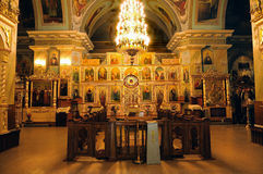 Orthodox Church in the Republic of Belarus. Royalty Free Stock Images