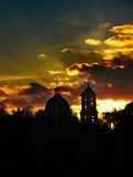 Orthodox Church in the Republic of Belarus. Royalty Free Stock Photography