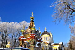 Orthodox Church in the Republic of Belarus. Stock Photography