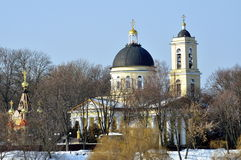Orthodox Church in the Republic of Belarus. Royalty Free Stock Image